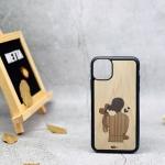 Ốp lưng gỗ Iphone 11 pro 0