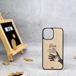 Ốp lưng gỗ iphone 12 pro max 1