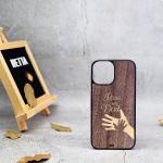 Ốp lưng gỗ iphone 12 pro max 2