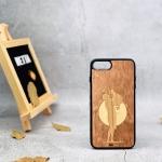 ốp lưng gỗ Iphone 7 plus 1