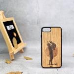 ốp lưng gỗ Iphone 7 plus 2