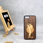 ốp lưng gỗ Iphone 7 plus 0