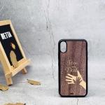 Ốp lưng gỗ Iphone x 2