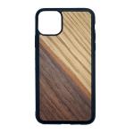Ốp lưng iphone 11 Pro max khảm gỗ thủ công 0