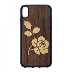 Ốp lưng iphone XSmax khảm gỗ thủ công